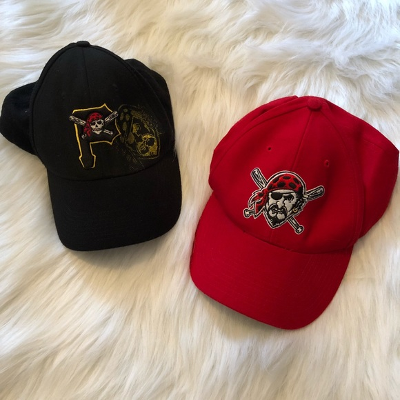 Pittsburgh Pirates Men s Baseball Hats Bundle a3566390d3cf